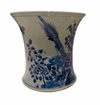 Dessau Home Blue & White Cache Pot