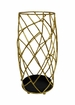 Dessau Home Gold Twig Umbrella Stand
