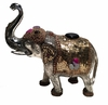 Dessau Home Jeweled Elephant Figure