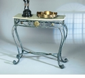 Dessau Home Milan Marble Console Table