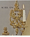 Dessau Home Victorian Bow Wall Sconce