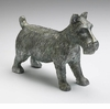 Dog Iron Sculpture by Cyan Design