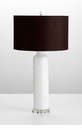 Dominique Ceramic Table Lamp by Cyan Design