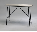 Doris Iron Console Table by Cyan Design