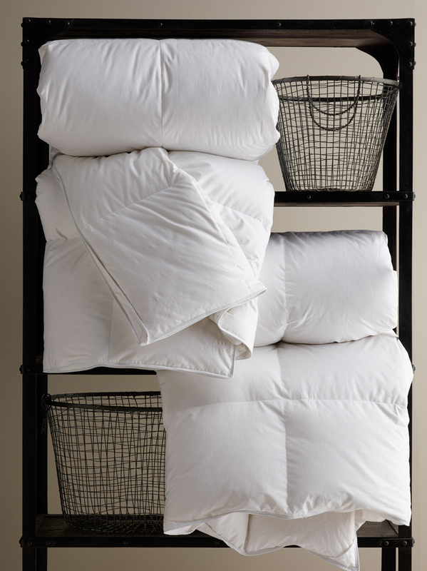 Down Inc. Classic Spring Weight King 106x96 Duvet Insert $276.99, You Save $68.41