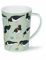 Dunoon Argyll Bird World Oystercatcher 17.6oz Mug