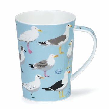 Dunoon Argyll Bird World Seagulls 17.6oz Mug