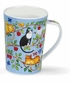 Dunoon Argyll Family Tree Apple 17.6oz Mug