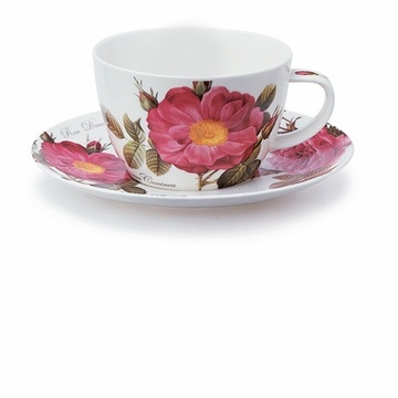 Dunoon Balmoral and Blenheim Breakfast Cup and Saucer Set