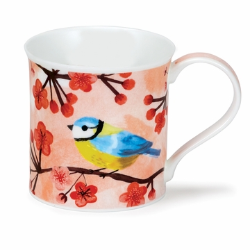 Dunoon Bute Little Birdies Bluetit Mug