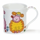Dunoon Bute The Good Life Sheep 10.1oz Mug