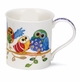 Dunoon Bute Wise Owls Baby Owls Mug (10.1 oz)