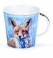 Dunoon Cairngorm Animals in Art Mug - Fox
