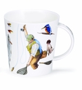 Dunoon Cairngorm Country Sports Mug - Fishing