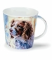 Dunoon Cairngorm Dogs on Canvas Springer Spaniel Mug