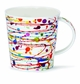 Dunoon Cairngorm Drizzle Yellow Mug