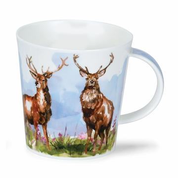Dunoon Cairngorm Monarch of Glen Mug