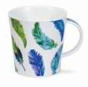 Dunoon Cairngorm Tickle Turquoise Mug