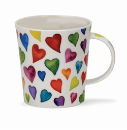 Dunoon Coffee Mugs - Whimsical and Holiday Designs