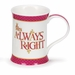 Dunoon Cotswold Mrs. Always Right Mug  (11.1oz)