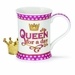 Dunoon Cotswold Queen For A Day Mug