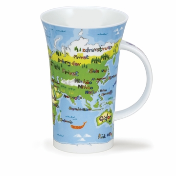 Dunoon Glencoe Hello World Mug