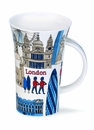 Dunoon Glencoe London Mug