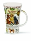 Dunoon Glencoe World Of The Dog Mug (16.9 oz)