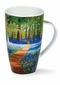 Dunoon Henley Bluebell Wood Path 20oz Mug