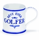 Dunoon Iona Best Ever Golfer Mug