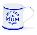 Dunoon Iona Best Ever Mum Mug