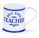 Dunoon Iona Best Ever Teacher Mug