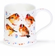 Dunoon Iona Garden Birds Mug - Goldfinch