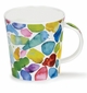 Dunoon Lomond Blobs! Green 10.8oz Mug