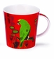 Dunoon Lomond Flight of Fancy Mug - Parakeet