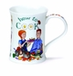 Dunoon Mug - How to Cook Mug 11.1 Oz.