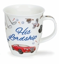 Dunoon Nevis High Society His Lordship 16.2oz Mug