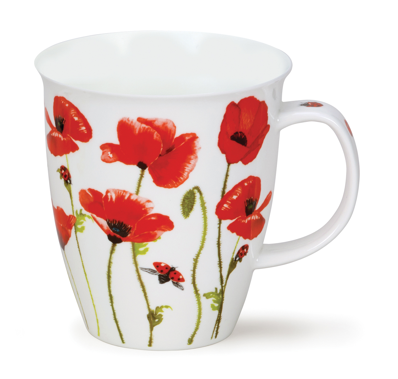 sc 1 st  Distinctive Decor & Dunoon Nevis Somerset Poppy Mug