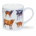 Dunoon Orkney Country Life Cow Mug