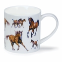 Dunoon Orkney Country Life Horse Mug
