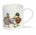 Dunoon Orkney H Longmuir Collection Ducks Mug