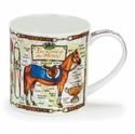 Dunoon Orkney World of the Horse Mug