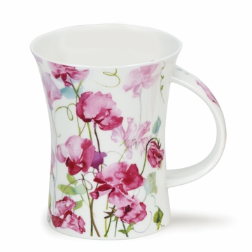 Dunoon Richmond Floral Breeze Sweet Pea Mug