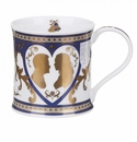 Dunoon Wessex Royal Wedding Harry & Meghan Collectors Mug