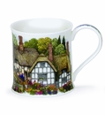 Dunoon Wessex Thatch Country Cottage Mug 10oz