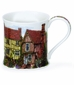 Dunoon Wessex Wood Country Cottage Mug 10oz