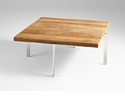 Durango Coffee Table by Cyan Design