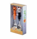 Eat 4 Fun Tiger/Panda 2 Pc Set