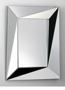 Edgewater Angular Square Wall Mirror by Cyan Design