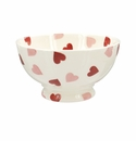 Emma Bridgewater Pink Hearts French Bowl